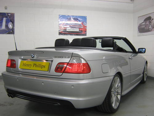2004 BMW 330 Ci Sport Convertible Manual For Sale (picture 2 of 6)