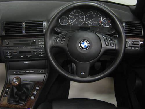 2004 BMW 330 Ci Sport Convertible Manual For Sale (picture 4 of 6)