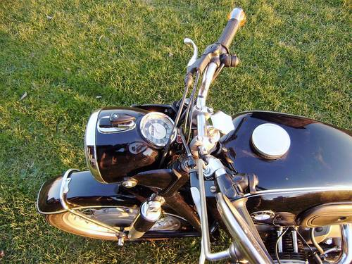 BMW R69S 1969 MUTCHING NUMBERS For Sale (picture 6 of 6)