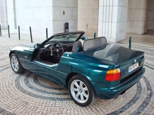 1991 BMW Z1 with hardtop For Sale | Car And Classic