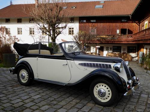 1939 BMW 321 – Cabriolet Autenrieth For Sale (picture 2 of 6)