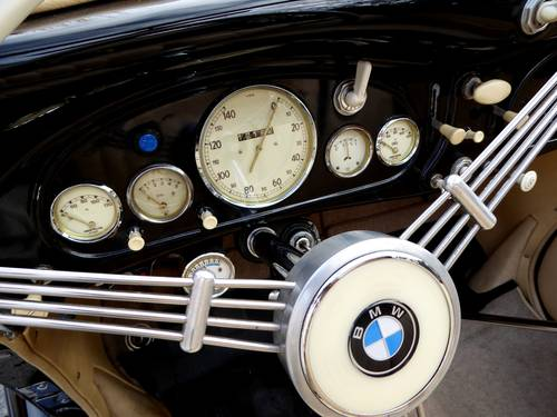 1939 BMW 321 – Cabriolet Autenrieth For Sale (picture 3 of 6)
