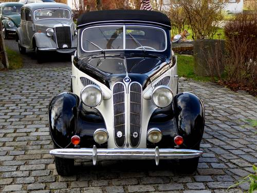 1939 BMW 321 – Cabriolet Autenrieth For Sale (picture 4 of 6)
