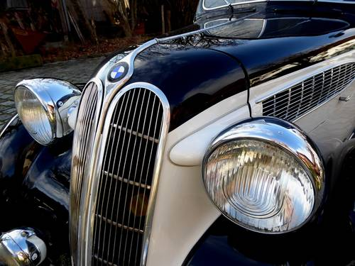 1939 BMW 321 – Cabriolet Autenrieth For Sale (picture 5 of 6)