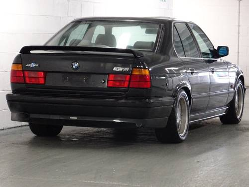 1990  BMW 5 SERIES 3.4 535i Sport 4dr GENUINE HARTGE H5 SP 3.5 For Sale (picture 3 of 6)