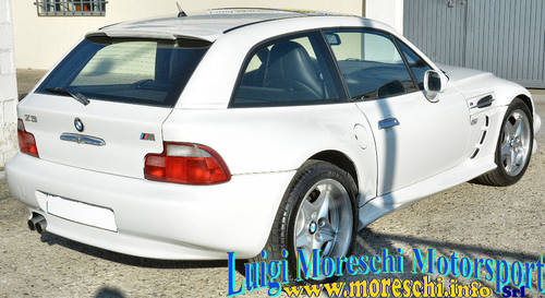 1999 BMW Z3 Coupe' 2,8 M E36 For Sale (picture 4 of 6)
