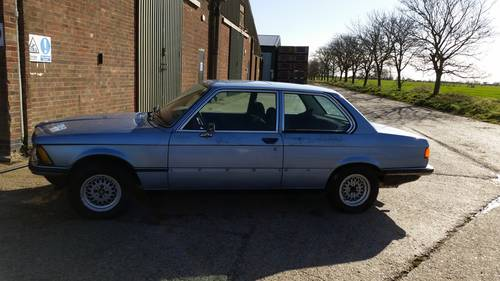 1977 BMW e21 320A Extremely low mileage For Sale (picture 3 of 5)