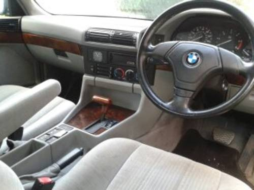 1997 BMW E34 525 TD SE Auto  (N reg.) For Sale (picture 4 of 6)