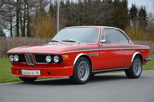 Bmw 3.0 Cs For Sale >> 1973 811 Bmw E9 3 0 Csl For Sale Car And Classic