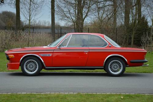 1973 (811) BMW E9 3.0 CSL For Sale (picture 2 of 6)