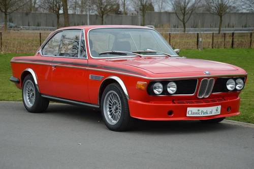 1973 (811) BMW E9 3.0 CSL For Sale (picture 4 of 6)