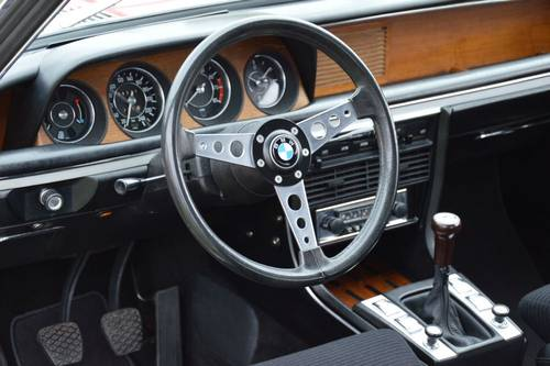 1973 (811) BMW E9 3.0 CSL For Sale (picture 5 of 6)