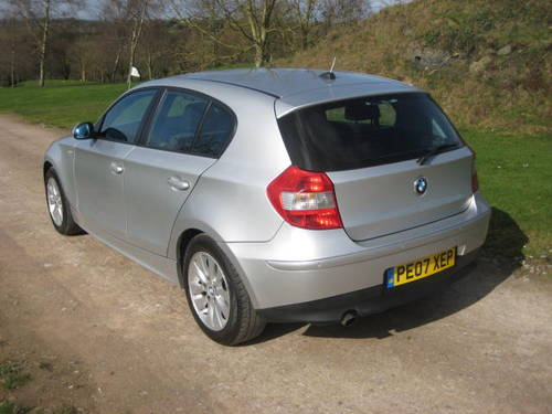 2007 BMW 1 Series 116i SE 1.6 (104,319 miles)  For Sale (picture 2 of 6)