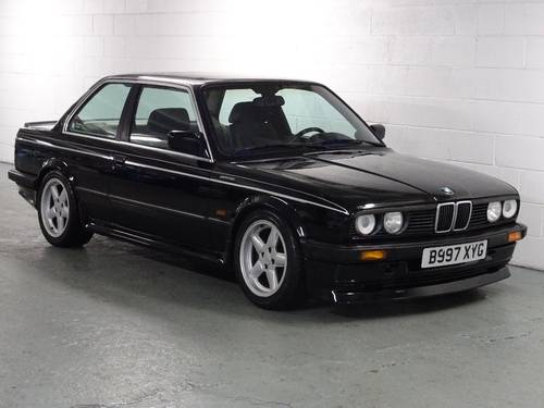 1985 BMW 3 SERIES E30 AC SCHNITZER S3 2.7 Turbo LHD 2dr VERY RARE For Sale (picture 1 of 6)