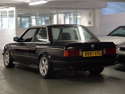 1985 BMW 3 SERIES E30 AC SCHNITZER S3 2.7 Turbo LHD 2dr VERY RARE For Sale (picture 3 of 6)