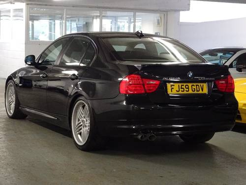 2009 BMW ALPINA D3 BI-TURBO 2.0 4dr FACE LIFT LCI MODEL For Sale (picture 2 of 6)