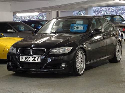 2009 BMW ALPINA D3 BI-TURBO 2.0 4dr FACE LIFT LCI MODEL For Sale (picture 6 of 6)