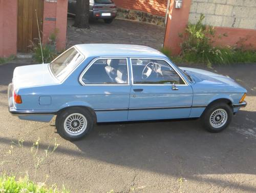 1976 Rare 320i with 5 speed dogleg gearbox, Tenerife For Sale (picture 1 of 6)