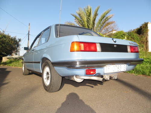 1976 Rare 320i with 5 speed dogleg gearbox, Tenerife For Sale (picture 2 of 6)