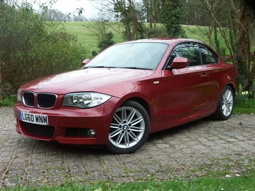 2010 BMW 1 Series 2.0 120d M Sport For Sale (picture 1 of 6)