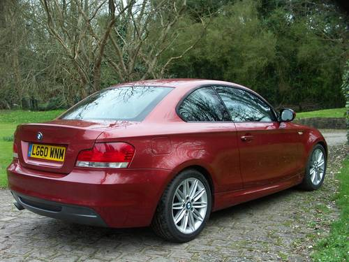 2010 BMW 1 Series 2.0 120d M Sport For Sale (picture 3 of 6)