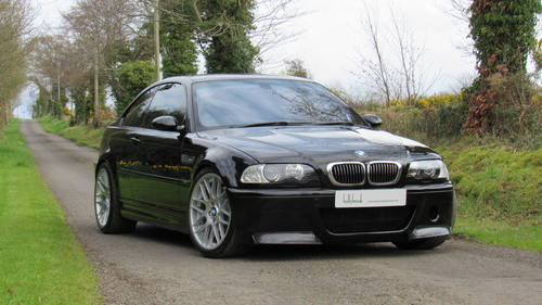 2003 BMW E46 M3 CSL SOLD (picture 1 of 6)