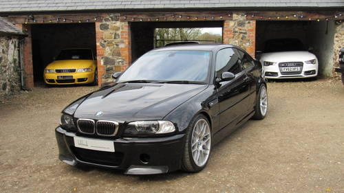 2003 BMW E46 M3 CSL SOLD (picture 4 of 6)