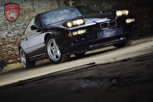 1995 BMW 850 CSI * gorgeous colour combination SOLD (picture 2 of 6)