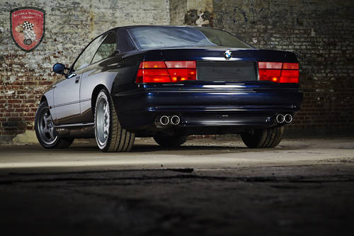 1995 BMW 850 CSI * gorgeous colour combination SOLD (picture 4 of 6)