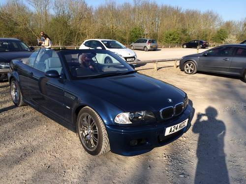 2004 BMW M 3 Convertible. For Sale (picture 5 of 6)