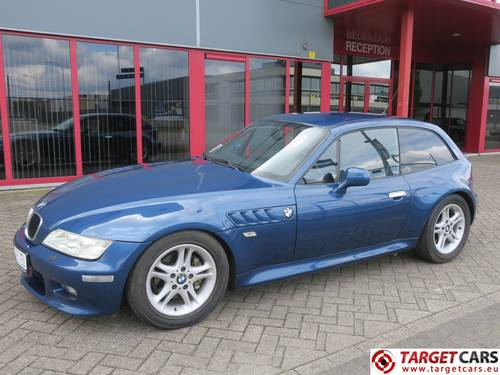 2000 BMW Z3 Coupe 2.8L Aut 193HP LHD For Sale (picture 1 of 6)