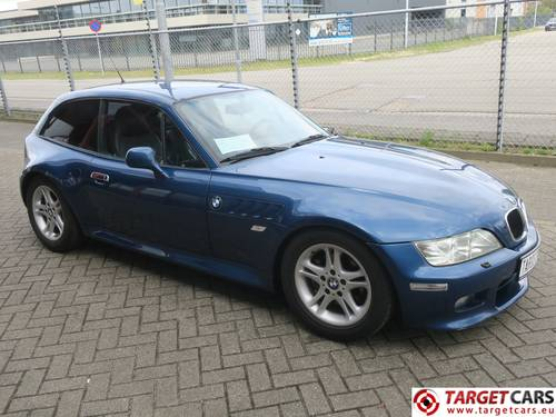 2000 BMW Z3 Coupe 2.8L Aut 193HP LHD For Sale (picture 2 of 6)