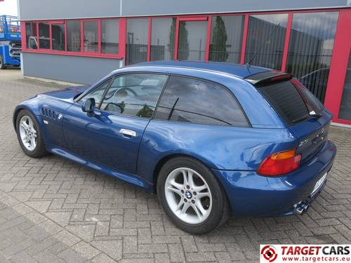 2000 BMW Z3 Coupe 2.8L Aut 193HP LHD For Sale (picture 4 of 6)