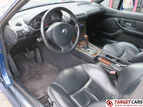 2000 BMW Z3 Coupe 2.8L Aut 193HP LHD For Sale (picture 5 of 6)