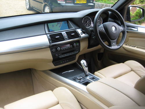 2010 BMW X5 35D xDrive M Sport With Only 30,000 Miles From New For Sale (picture 3 of 6)