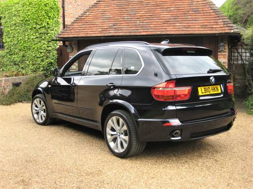 2010 BMW X5 35D xDrive M Sport With Only 30,000 Miles From New For Sale (picture 5 of 6)