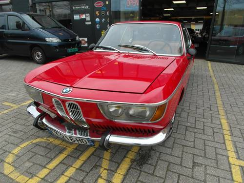 1969 BMW 2000 CS Coupé For Sale (picture 1 of 5)