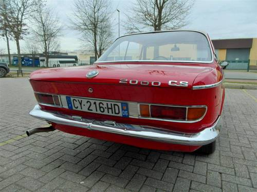 1969 BMW 2000 CS Coupé For Sale (picture 3 of 5)