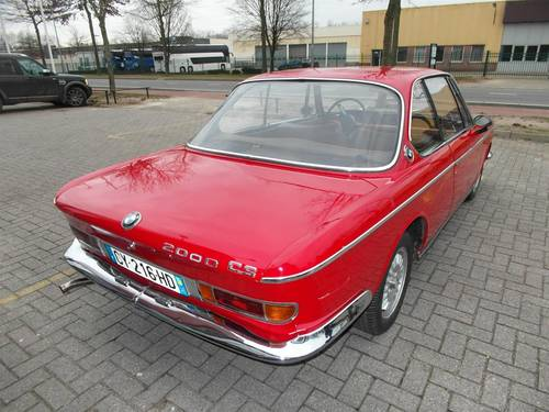 1969 BMW 2000 CS Coupé For Sale (picture 5 of 5)