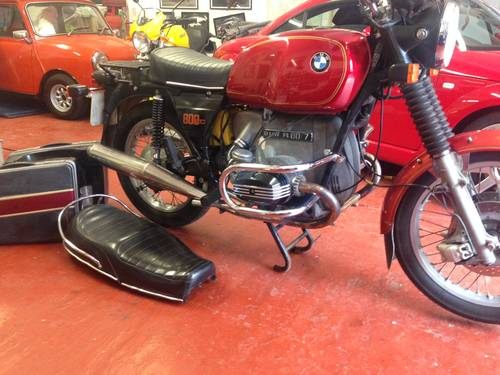 1978 Very interesting BMW R80/7 SOLD (picture 2 of 6)