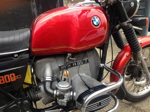 1978 Very interesting BMW R80/7 SOLD (picture 3 of 6)