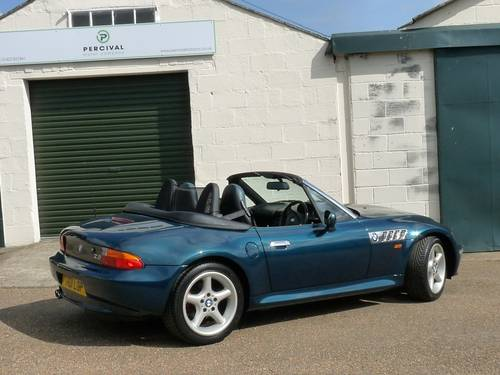 1999 BMW Z3, 2.8 wide bodied, high specification SOLD (picture 2 of 6)