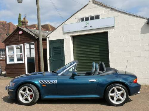 1999 BMW Z3, 2.8 wide bodied, high specification SOLD (picture 5 of 6)