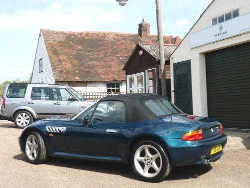 1999 BMW Z3, 2.8 wide bodied, high specification SOLD (picture 6 of 6)