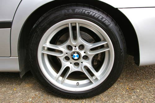 2003 BMW E39 525i M-Sport Automatic Touring (43,954 miles) SOLD (picture 5 of 6)