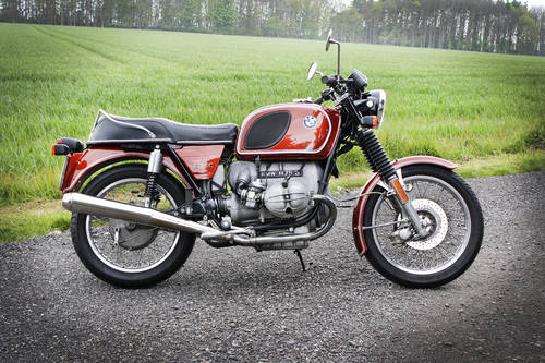 1975 bmw r75 6 sold for sale car and classic. Black Bedroom Furniture Sets. Home Design Ideas