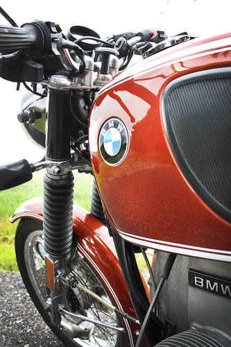 1975 BMW R75/6  **SOLD** For Sale (picture 4 of 6)