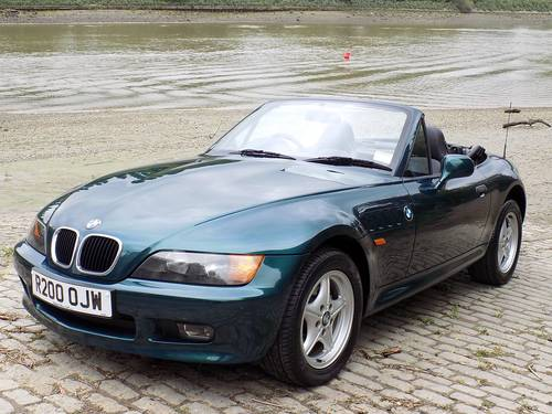 1998 BMW Z3 1.9i ROADSTER SOLD (picture 1 of 6)