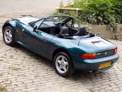1998 BMW Z3 1.9i ROADSTER SOLD (picture 2 of 6)