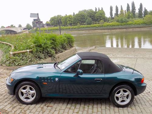 1998 BMW Z3 1.9i ROADSTER SOLD (picture 6 of 6)